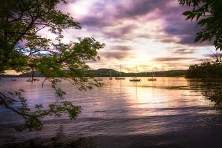 Ambelside Sunset @ Lake District