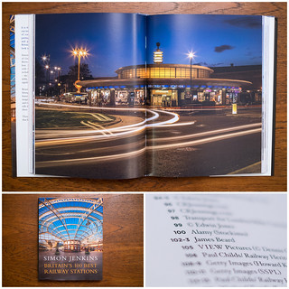 Southgate Station | In print