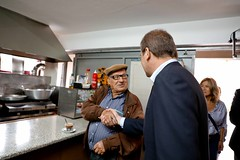 Autárquicas 2017: Pedro Passos Coelho em Estarreja