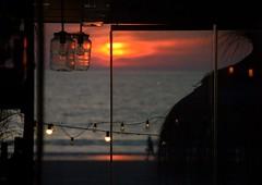 Shine .. (Raquel Borrrero) Tags: sunshine light sea puestadesol luces ocaso mar cadiz beach playa bar cielo sky sol sun soleil coast recreation