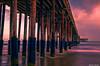 Ventura Pier (Ken Mickel) Tags: california clouds cloudy landscape ocean outdoors pier seascape seashore shore simplesky sky things topaz topazadjust topazdetail topazrestyle ventura venturapier waterscape weather photography water