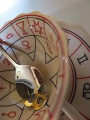 Found in the kitchen (MacroMondays) (Espykrelle) Tags: macromondays explore cup spoon skull réflexion destiny kitchen cuisine destinée