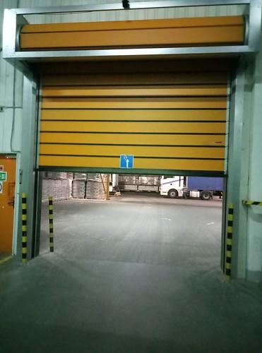 Швидкісні ворота. Вінниця. Скоростные ворота. Hi speed doors. Efaflex. SST