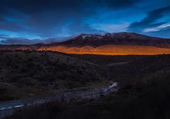 Dinara (Leonardo Đogaš) Tags: mountain sky river krčić dinara croatia autumn dalmacija dalmatia hrvatska sunset leonardođogaš snow