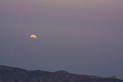 Fullmonn set today between clouds (Nikos Roditakis) Tags: full moon set clouds nikos roditakis nikon d5200 nikkor dx 55200mm 456 g