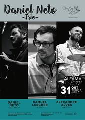 "CONCERTO ALFAMA JAZZ - Duetos da Sé - Alfama Lisboa - TERÇA-FEIRA 31 OUTUBRO 2017 - 21h30 - DANIEL NETO TRIO (Duetos da Sé) Tags: duetosdasé alfamajazz jazz concertojazz jazzconcert jazzmusic gastronomia gastronomy noitedejazz jazznight jantar dinner music concert concerto música intimista piano guitarra bateria danielnetotrio danielneto samuellercher alexandrealves ""world music"" musica musique konzert konzerte arte art artistas artista instrumental intimate intimiste concertos conciertos concerts café bar restaurante restaurant nuit noite night noche duetosdase live abendessen dîner cena espectáculos espectáculo spektakel musical show shows alfama lisboa lisbon lisbonne lissabon portugal concierto concerti concerten koncerter konsertit outubro october 2017 лиссабон"