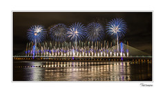 5D4_8007 (Paul Compton (PDphotography)) Tags: pdphotography bridge fireworks liverpool mersy opening reflections runcorn