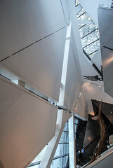 ROM (Marcanadian) Tags: rom toronto ontario canada royal museum downtown art architecture building bloor michael lee chin crystal libeskind