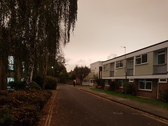 Spooky darkness descends early afternoon (jane_sanders) Tags: chichester westsussex sussex spooky eerie light darkness doom apocalypse armageddon stormophelia tropical air dust sand sahara forestfire portugal spain towerstreet