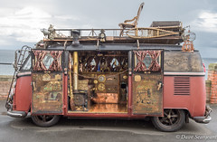 The Steampunk Camper (daveseargeant) Tags: steampunk whitby camper campervan seaside yorkshire leica x typ 113
