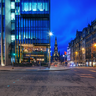 Edinburgh - St David's Street II