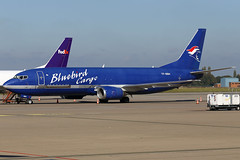 TF-BBH 14102017 (Tristar1011) Tags: eblg lgg liègeairport cargo freighter boeing 737400sf b734 bluebirdcargo tfbbh