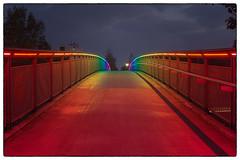 Die Regenbogenbrücke