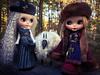 BaD October: 24 - United Nations, 28 - Sheep (La Dee Dolly) Tags: blythe custom winterishallure kilt viking modmoiselle ladeedolly