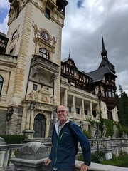 M. Lee's very fine birthday in Romania (ashabot) Tags: romania peles palaces palace balkans
