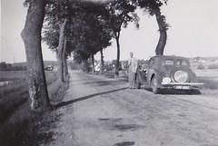 Hornbaek Denmark 1948 (Bury Gardener) Tags: hornbaek denmark europe 1940s 1948 oldies old vintage snaps scans landscape mg sa