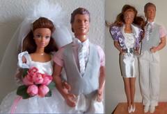 Viky  alan Festa de Casamento estrela barbie brazil (nitebird63) Tags: barbie mattel foreign steffie superstar brasil