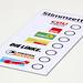 Stimmzettel zur Wahl