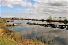 Schildmeer (TeunisHaveman) Tags: schildmeer slochteren spiegeling reflectie
