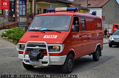509[L]19 - GLM Daewoo Lublin - OSP Wąwolnica (Pawel Bednarczyk) Tags: 509l 509l19 lput152 glm daewoo lublin wawolnica wąwolnica osp lubelskie lubelszczyzna puławy puławski 04062017 pielgrzymka firedepartment firebrigade engine bus minibus