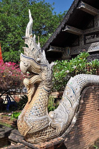 Wat Lok Molee (Chiang Mai, Thailand)