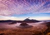 Indonesia - Bromo (Leni Sediva) Tags: czechoutmytravels traveling nature indonesia asia seasia bromo volcano backpacking backbound sunset sunrise clouds coolclouds pink mountains landscape bucketlist dreamscometrue czechgirl colours hiking holidays fog explore