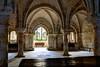 Monasterio de Nuestra Señora de la Santa Espina, Sala Capitular (JVicenteRD) Tags: monasterio sala capitular cisterciense torozos castromonte romanico gotico jvicenterd