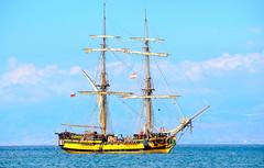 Velero en Cabo de Gata, Almería (eustoquio.molina) Tags: velero cabo de gata almería