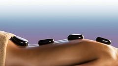 hot rock massage therapy (thrivemassagewellness) Tags: hotrockmassage massagetherapy massage relaxmuscles reducestress stressrelief releasetension relaxation
