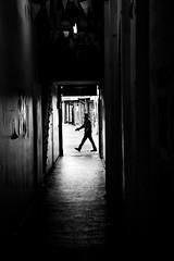 Just passing through (Jonathan Vowles) Tags: peckham london noir sillhoulette street