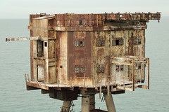 """Red Sands Sea Forts • <a style=""""font-size:0.8em;"""" href=""""http://www.flickr.com/photos/37726737@N02/37572171186/"""" target=""""_blank"""">View on Flickr</a>"""