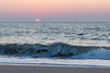 20170905 Bethany Sunrise-14.jpg (ashleyrm) Tags: beach delawarebeach bethanybeach towershores atlanticocean vacation travel sunrise canon canonrebel canonrebelt4i nature outdoors landscape waves ocean
