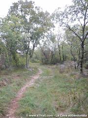 La Cava abbandonata
