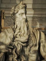 Moises (Ms. Briongos) Tags: roma rome italia italy estatua statue moises moses sanpietroinvincoli vincoli miguelangel mi