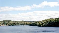 Solitaire Lake View II (Bill Smith1) Tags: believeinfilm billsmithsphotography heyfsc kodakektar100 limberlostnaturepreserve muskoka olympusom2n zuikomc50f18lens