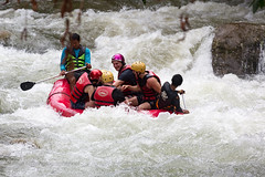 Whitewater rafting, Phuket island, Thailand (Phuketian.S) Tags: river water accident collision action helmet women woman sexy family happy funny mountain whitewater extrem extreme экстрим droplet spray splash брызги паттая краби самуи pattaya krabi samui phuket thailand canoe oar sport raft rafing people fun hard рафтинг народ люди человек река вода бурный пороги пхукет таиланд тайланд пукет тай vehicle boat outdoor лодка спорт портрет девушка женщина girl portrait kayak creek explore travel