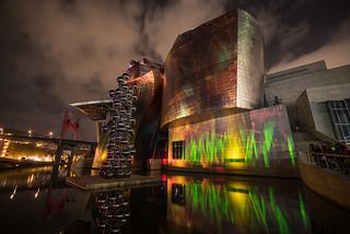 Guggenheim - Reflections III