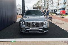 New GLC 63 (Alessandro_059) Tags: mercedesamg glc 63 2018 grey zoute grand prix 2017
