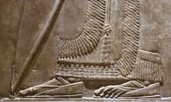 Fitzwilliam Museum, Cambridge (carolyngifford) Tags: fitzwilliammuseum cambridge relief assyria ashurnasirpal