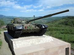 T-72 Tank (D-Stanley) Tags: t72 tank shushi armenian stepanakert nagornokarabakh