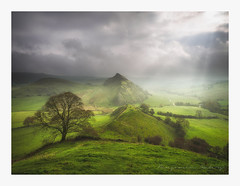 Chrome Hill (ben_wtrs79) Tags: chrome hill parkhouse misty morning peak district lightrays landscape olympus omd em1 1240 f28 pro