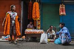 Street flower shop! (ashik mahmud 1847) Tags: street bangladesh d5100 nikkor people flower shop streetphotography color pattern