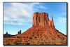 One Mitten (seagr112) Tags: unitedstates arizona monumentvalley sonya7ii themittens mitten