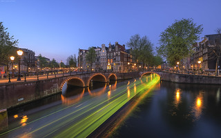 Amsterdam - Holland - Blue Hour