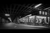 Oberhafenkantine und -brücke (PhotoChampions) Tags: hamburg oberhafenkantine oberhafenbrücke deutschland germany bnw schwarzweiss blackandwhite brigde street cityscape city städtisch urban