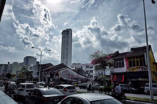 The Color of Penang Island