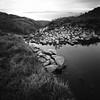 The Isle of Muck (Mark Rowell) Tags: isleofmuck eigg thesmallisles scotland hasselblad 903 swc fuji acros bigstopper 6x6 120 mediumformat bw blackandwhite film