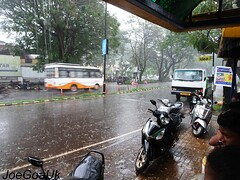 Raining (joegoauk73) Tags: joegoauk goa rain clouds