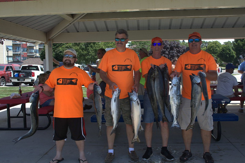 2017 07 20 Ludington Salmon Tournament