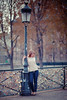 Valérie Agostini (dufour_l) Tags: 100mm 2012 cadenasdamour candid canon couleurs eos5dmarkii europe everybodystreet femmes france lavieencouleur matin morning objectifstandard paris pontdesarts portrait printemps regardsparisiens spring streetphotography